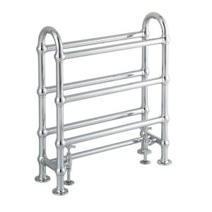 St James Free Standing Victorian Hobby Horse Heated Towel Rail - SJ950005